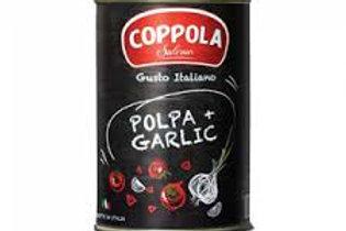 Tomato & Garlic 400gr by Coppola