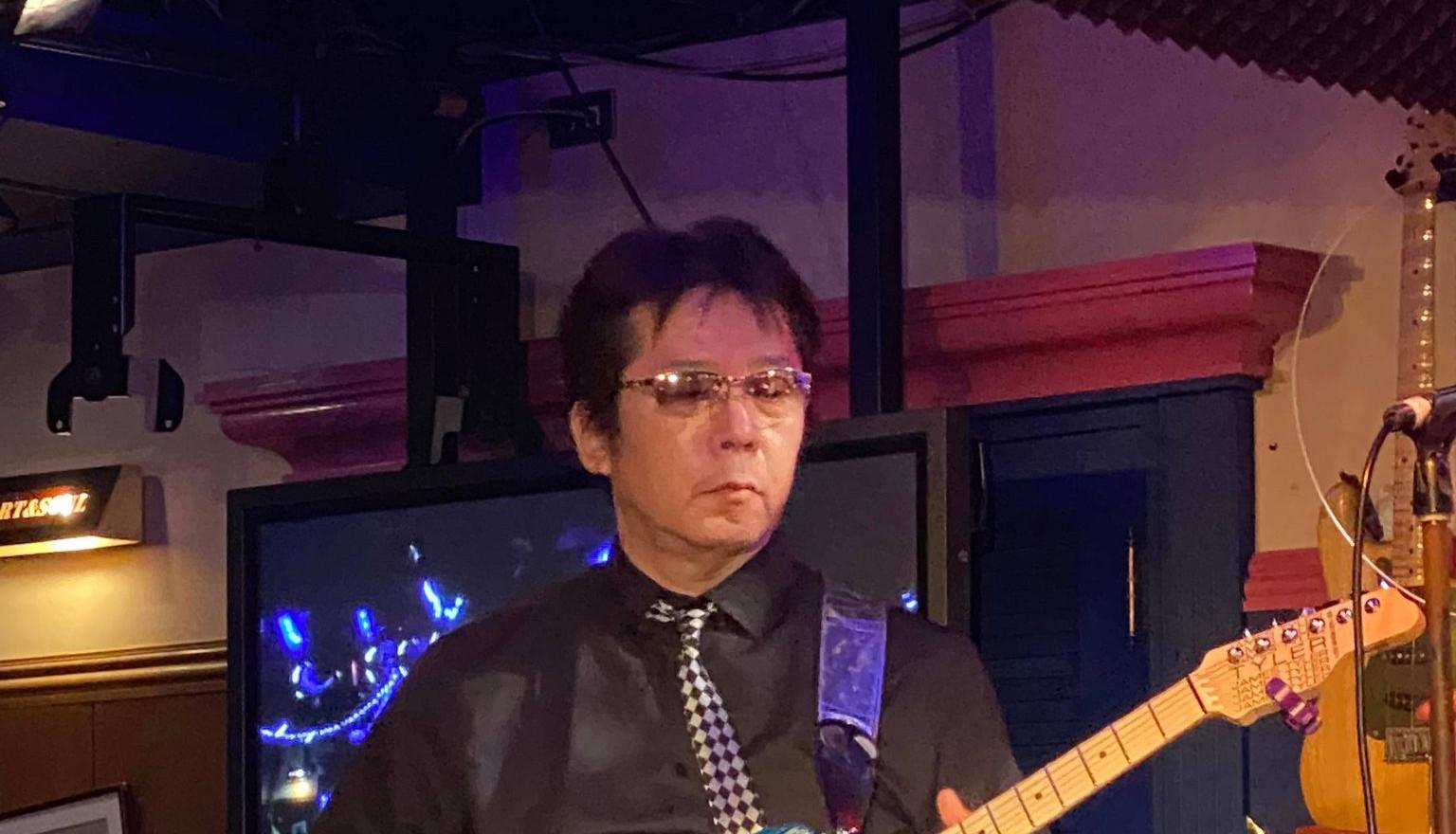 Guitar 浅見幸彦(サミー)