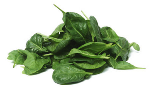 Baby Spinach Leaves 100gr