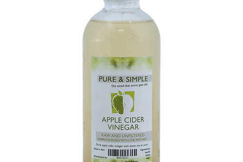Apple Cider Vinegar by Pure & Simple 250ml