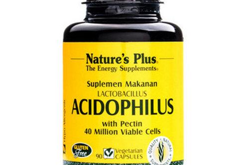 Acidophilus 90 Caps by Nature's Plus