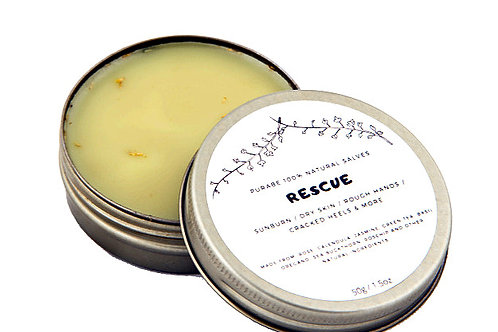 Rescue Balm 50g by Purabe