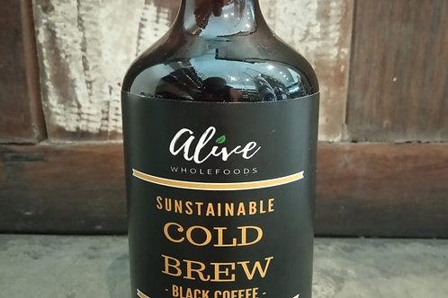 Cold Brew Black Coffee
