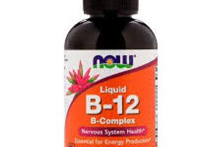 Liquid B-12 Complex Now