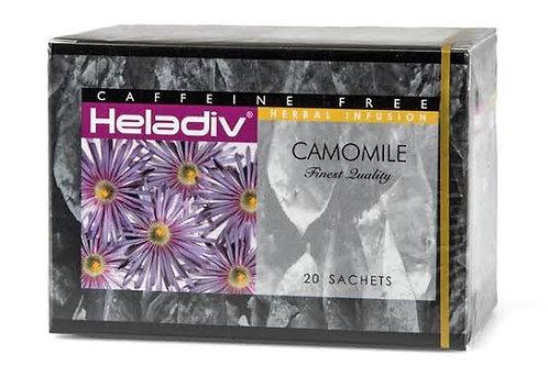 Heladiv Tea - Camomile 20 Sachets