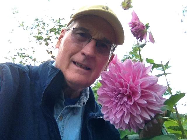 Conrad Stoll selfie