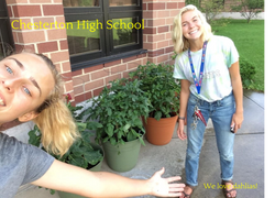Chesterton High Horticulture Club
