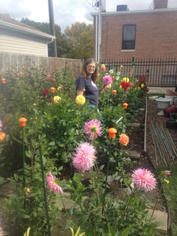 Joanne Motta's garden 3