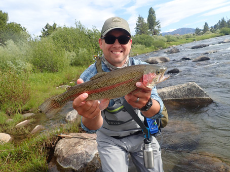 Truckee Tahoe Area Fly Fishing Report July 8th, 2019