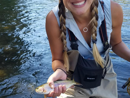 Truckee Tahoe Fly Fishing Report  September 8th, 2020