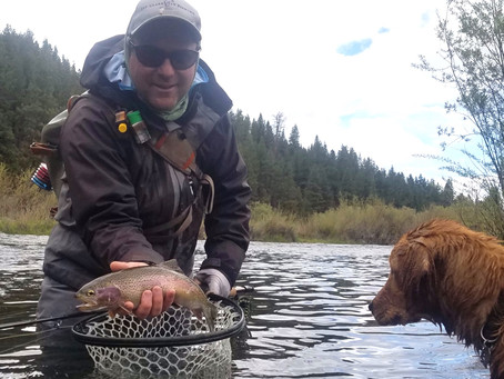 Truckee Tahoe Fly Fishing Report for May 18th, 2020