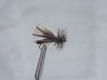 Four Flies for the Truckee Tahoe Area in Winter