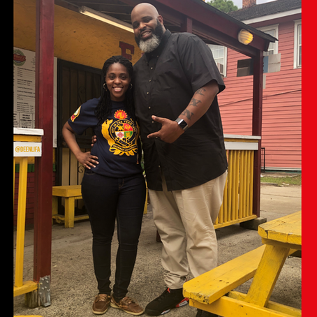 """Shabazz Seafood's to appear on Netflix new Travel show, """"Fresh, Fried, and Crispy"""""""