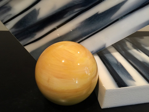 Blocks & Sphere   $275