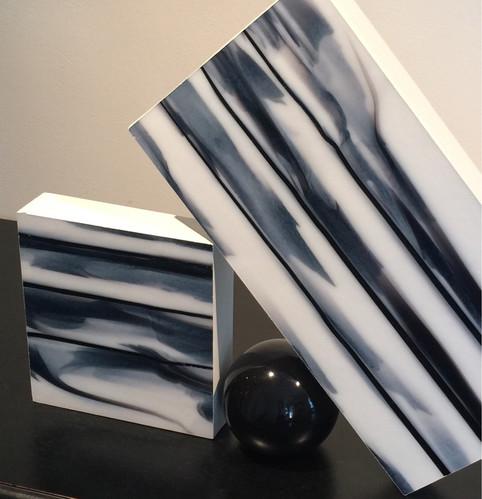Blocks & Sphere   $275