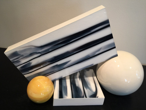 Blocks & Spheres   $300