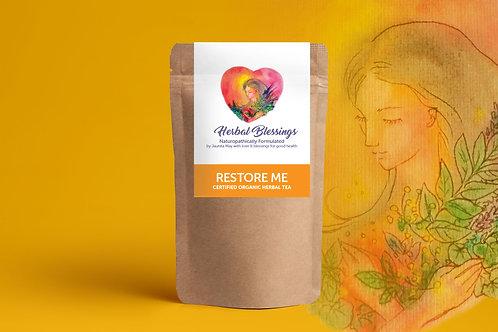 Restore Me ~ Certified Organic Herbal Tea 100g