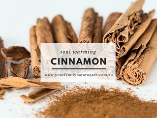 Soul warming ~ Cinnamon