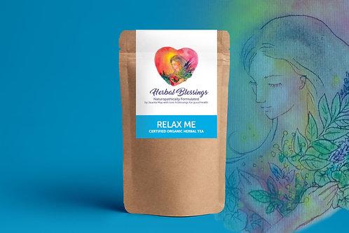 Relax Me ~ Certified Organic Herbal Tea 100g