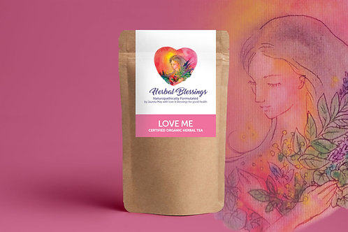 Love Me ~ Certified Organic Herbal Tea 100g