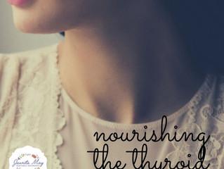 Nourishing the thyroid