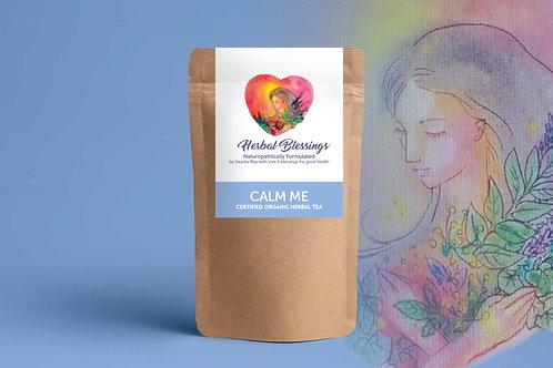 Calm Me ~ Certified Organic Herbal Tea 100g