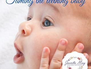 Taming the teething baby