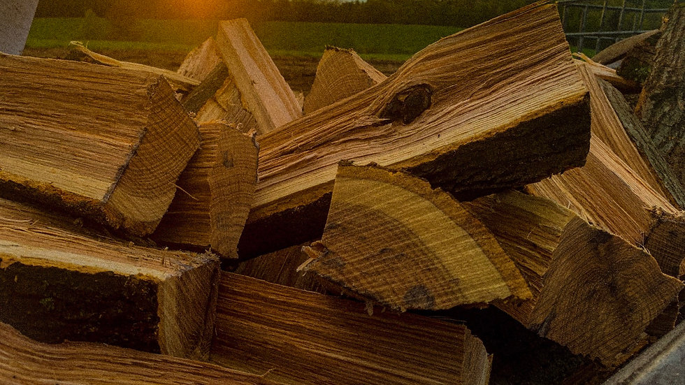 Seasoned Firewood Bundle