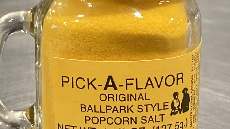 Popcorn Buttersalt