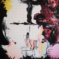 Fragment of a color palette No.1