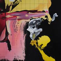 Fragment of a color palette No.2
