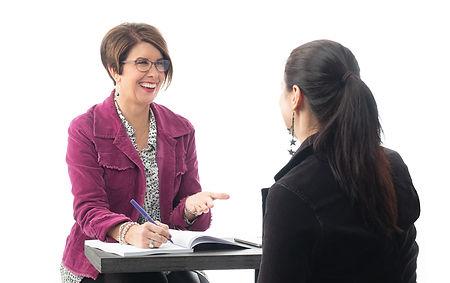 Heather Schaefer mentors women in business