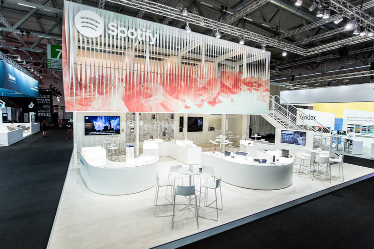 Spotify dmexco / Digital Marketing Exposition & Conference