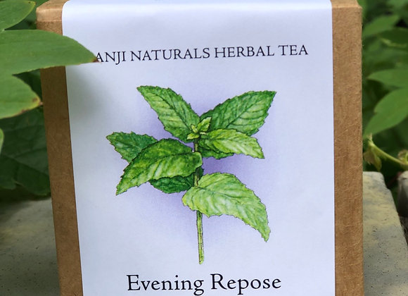 Evening Repose, box of 10 tea bags