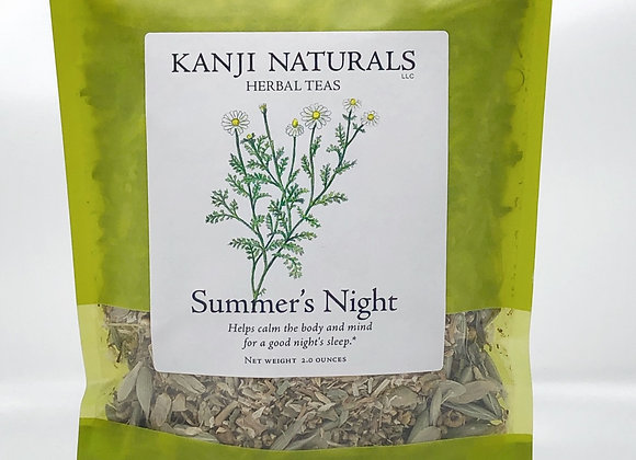 Summers NIght, 2 ounce pouch