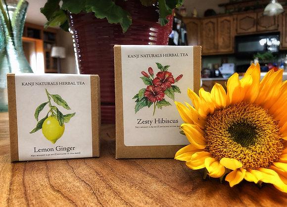 Zesty Hibiscus, box of10 tea bags
