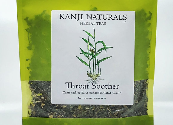 Throat Soother,  2 ounce pouch