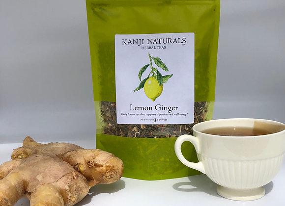 Lemon Ginger,  2 ounce pouch