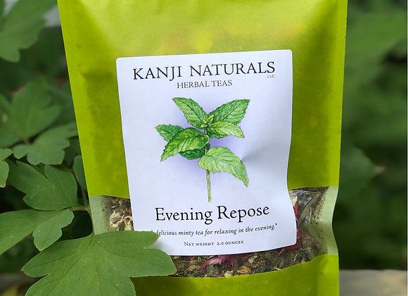 Evening Repose, 2 ounce loose leaf