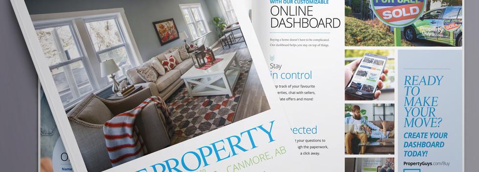 Property Guys: Hot Property | Magazine Design