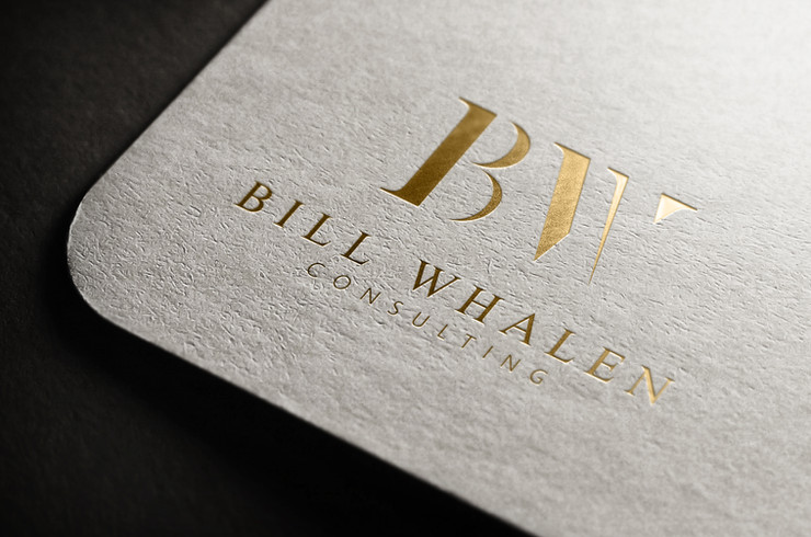 Bill Whalen Consulting | Logo design
