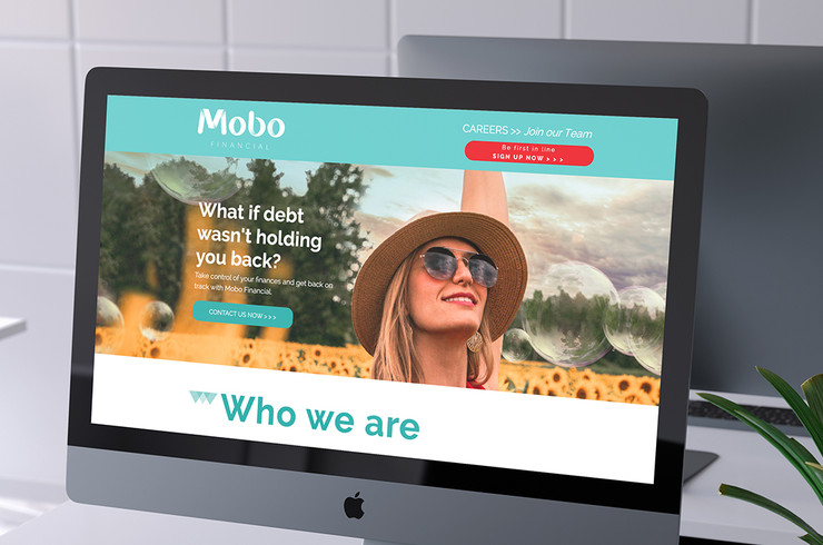 Mobo Financial | Website Design