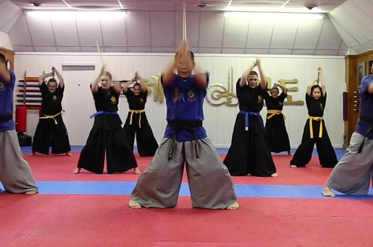 Chung Won Institute of Taekwondo | Haidong Gumdo Promotional Video