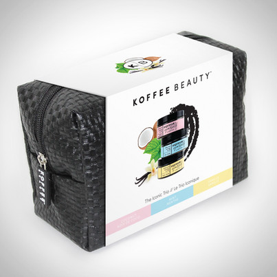Koffee Beauty | Package Design