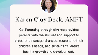 THERAPIST SPOTLIGHT:  Karen Clay Beck, AMFT