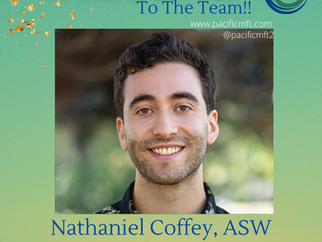 Welcome to the Team - Nathaniel Coffey, ASW