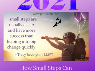 How Small Steps Can Lead To Big Change