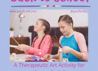 A Therapeutic Art Activity for Stress Relief