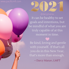Mindful Intentions for 2021