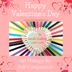 Self-Compassion Art Therapy Directive